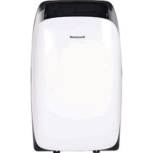 Honeywell HL14CESWK Portable Air Conditioner, 14,000 BTU Cooling  (White-Black)