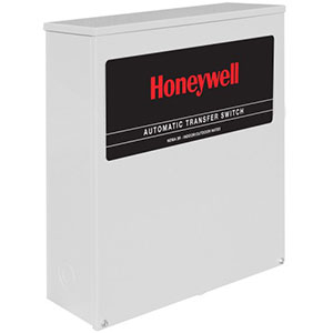 Honeywell RTSZ400J3 Three Phase 400 Amp/240V Transfer Switch, Non Service-Rated
