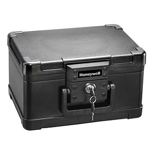Honeywell 1101 Molded Fire Chest (.15 cu ft.)