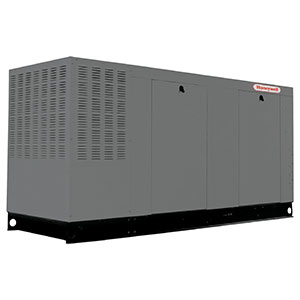 Honeywell HT07068C 70kW Liquid Cooled Standby Generator (SCAQMD Compliant)