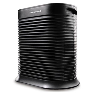 Honeywell True HEPA Air Purifier with Allergen Remover - Black, HPA100