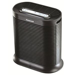 Honeywell HPA200 True HEPA Large Room Air Purifier with Allergen Remover - Black