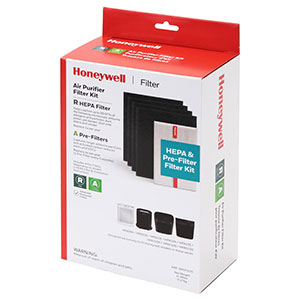 Honeywell HRF-ARVP100 HEPA Filter Combo Pack For HPA094-100 Series Air Purifiers