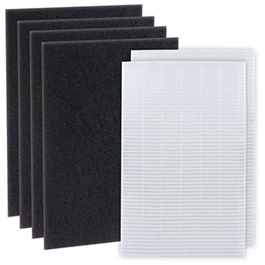 Honeywell HRF-ARVP200 HEPA Filter Combo Pack For HPA200 Series Air Purifiers