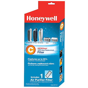 Honeywell HRF-C1, HEPAClean Replacement Filter (Replaces 16216)