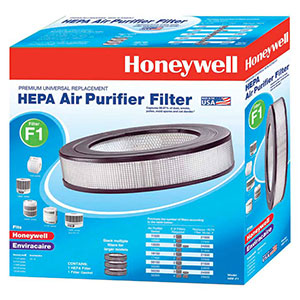 Honeywell HRF-F1, Long Life True HEPA Replacement Filter F1