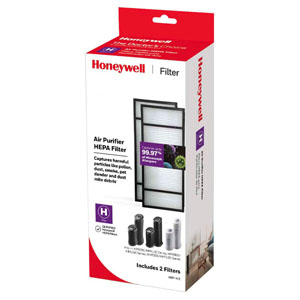 Honeywell HRF-H2, True HEPA Replacement Filter - 2 Pack
