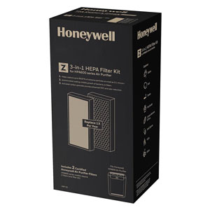 Honeywell HRF-Z2 HEPA Filter Kit For HPA600 Series Air Purifiers