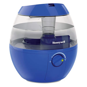 Honeywell Mist Mate Cool Mist Humidifier Blue, HUL520L