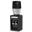 Honeywell 21-Inch Tabletop Water Cooler Dispenser with Filtration System, Black - HWB2052B/HWB101B