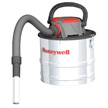 Honeywell Indoor/Outdoor Ash Vacuum with 6.5-Gallon Tank and Push Button Filter Cleaning, HWM6530I
