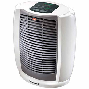 Honeywell EnergySmart Cool Touch Ceramic Heater White, HZ-7304U