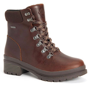 Muck LWA-900 Liberty Alpine Boot, Brown Pull Up