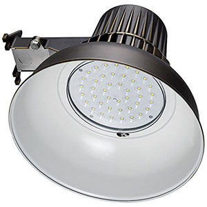 Honeywell LED Security Light, 3500 Lumen, diecast Aluminum Construction, MA0251