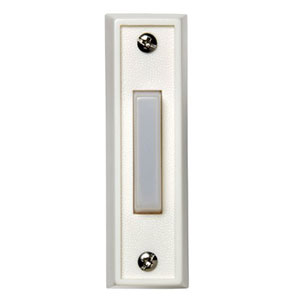 Honeywell RPW111A1002/A Wired Illuminated Push Button for Door Chime