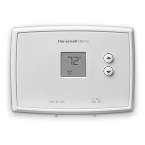 Honeywell RTH111B Digital Non-Programmable Thermostat