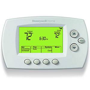 Honeywell RTH6580WF1001/U Wi-Fi 7-Day Programmable Thermostat