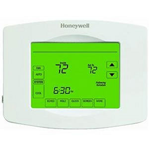 Honeywell RTH8580WF1007 Wi-Fi Touchscreen 7-Day Programmable Thermostat