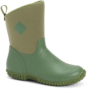 Muck Women's Muckster II Mid Boot, Rifle Green - WM2-333T